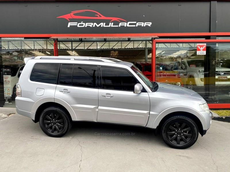pajero full 3.2 hpe 4x4 16v diesel 4p automatico 2010 caxias do sul