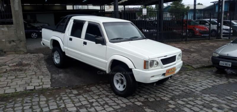 l200 2.5 gl 4x4 cd 8v turbo diesel 4p manual 2001 caxias do sul