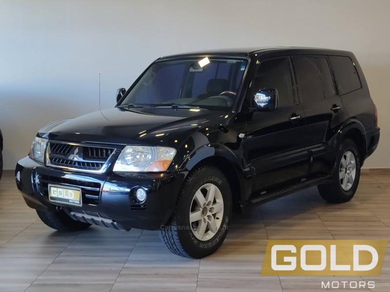 pajero full 3.2 gls 4x4 16v turbo intercooler diesel 4p automatico 2007 caxias do sul