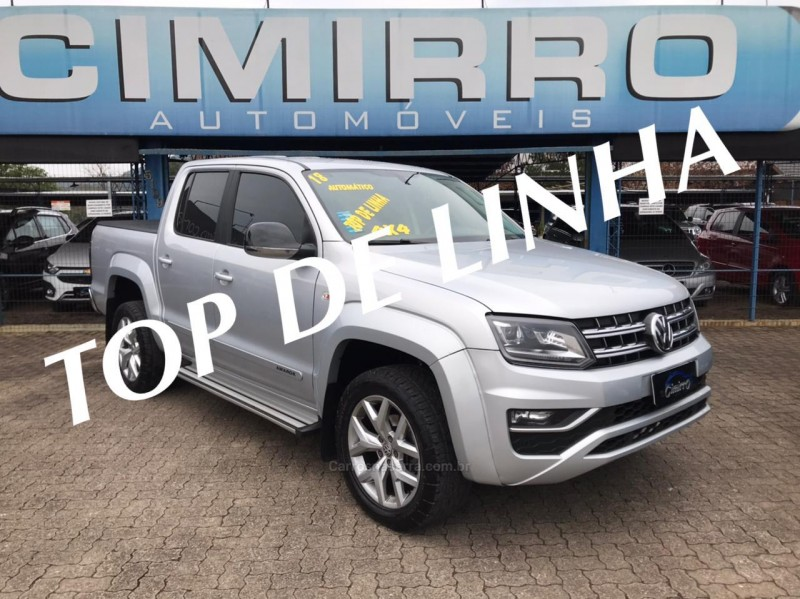amarok 2.0 highline 4x4 cd 16v turbo intercooler diesel 4p automatico 2017 igrejinha