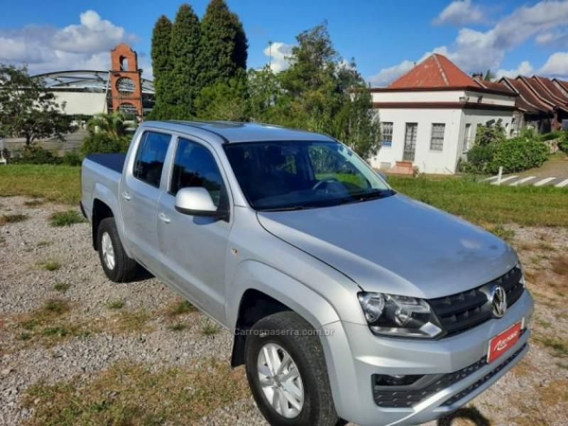 amarok 2.0 4x4 cd 16v turbo intercooler diesel 4p manual 2018 caxias do sul