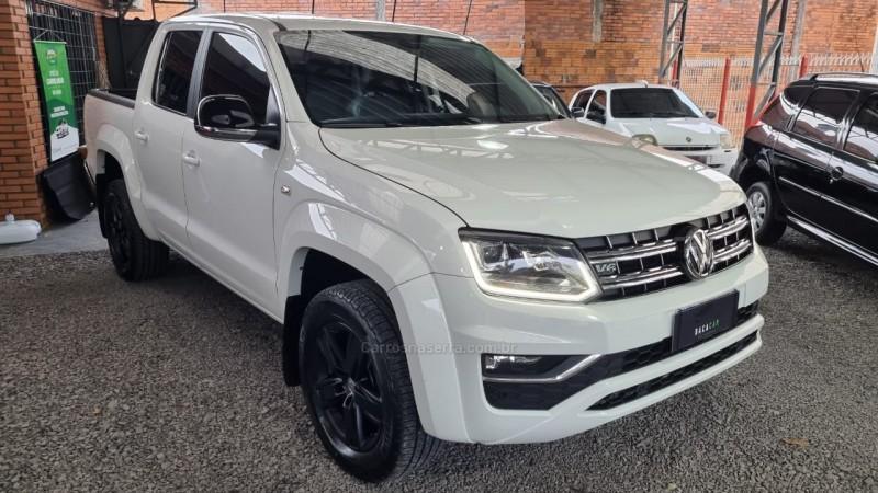 amarok 3.0 v6 tdi highline cd diesel 4motion automatico 2019 caxias do sul