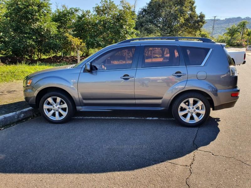 outlander 3.0 4x4 v6 24v gasolina 4p automatico 2012 feliz