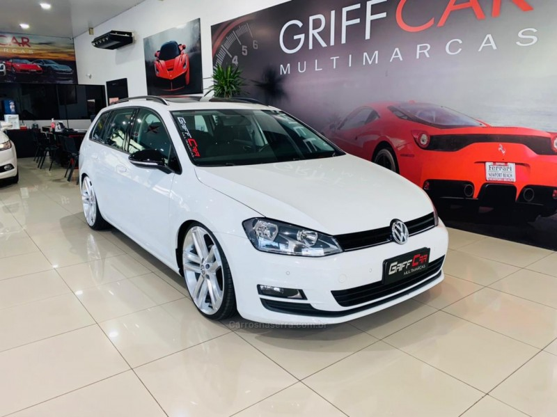 golf 1.4 tsi variant comfortline 16v gasolina 4p automatico 2016 dois irmaos