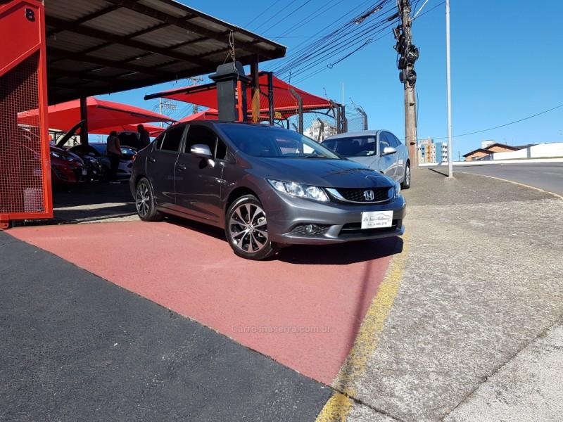 CIVIC 2.0 LXR 16V FLEX 4P AUTOMÁTICO - 2016 - FARROUPILHA