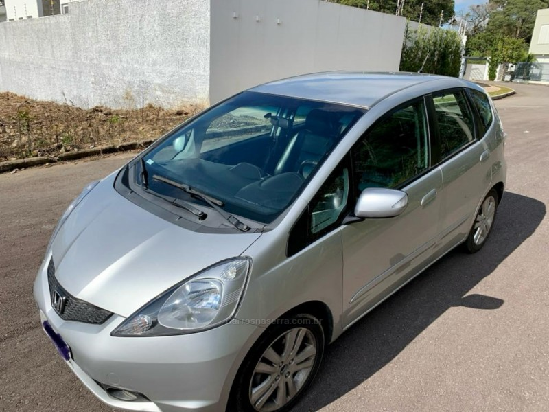fit 1.4 lxl 8v gasolina 4p automatico 2011 garibaldi