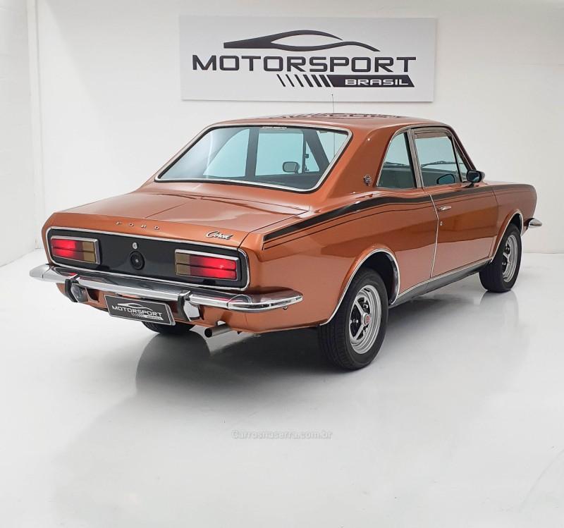 CORCEL 1.4 GT GASOLINA 2P MANUAL - 1976 - BENTO GONçALVES