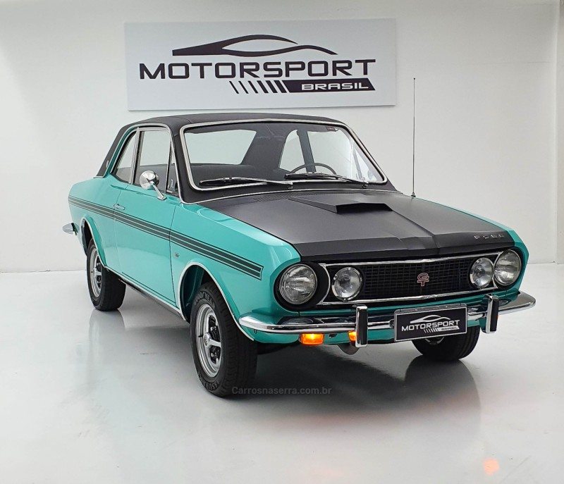 CORCEL 1.4 GT GASOLINA 2P MANUAL - 1972 - BENTO GONçALVES