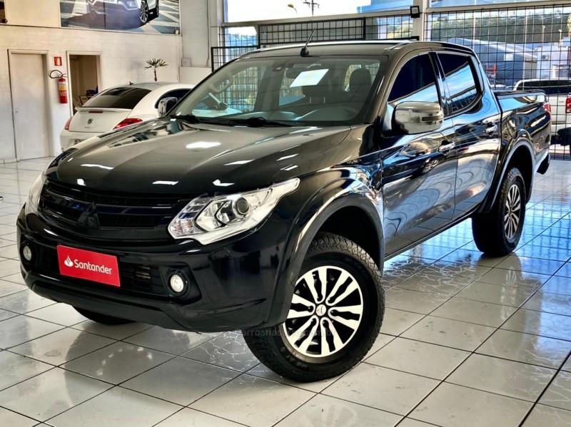 l200 triton 2.4 hpe s sport 4x4 cd 16v diesel 4p automatico 2018 caxias do sul