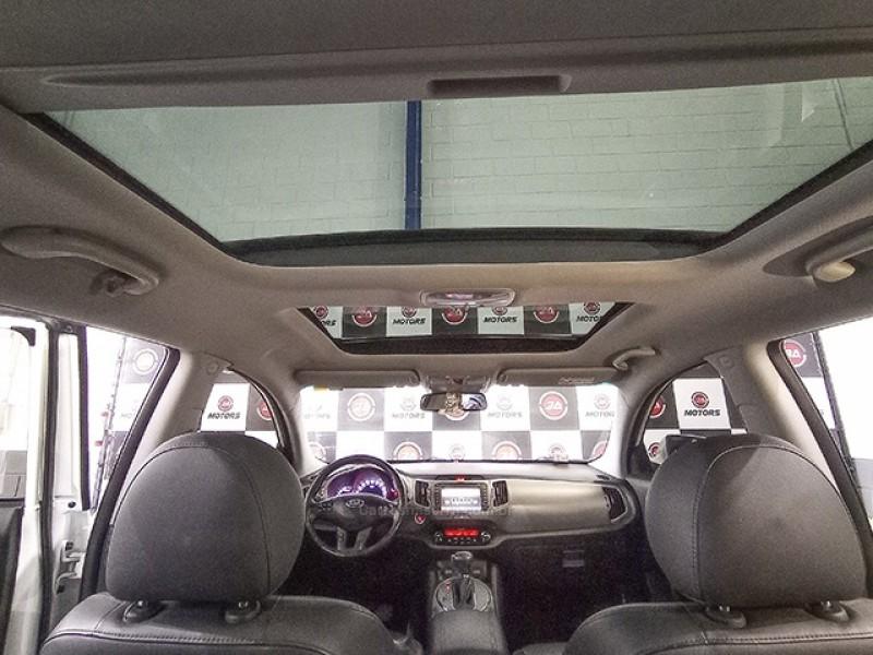 SPORTAGE 2.0 EX 4X2 16V GASOLINA 4P AUTOMÁTICO - 2015 - NOVO HAMBURGO