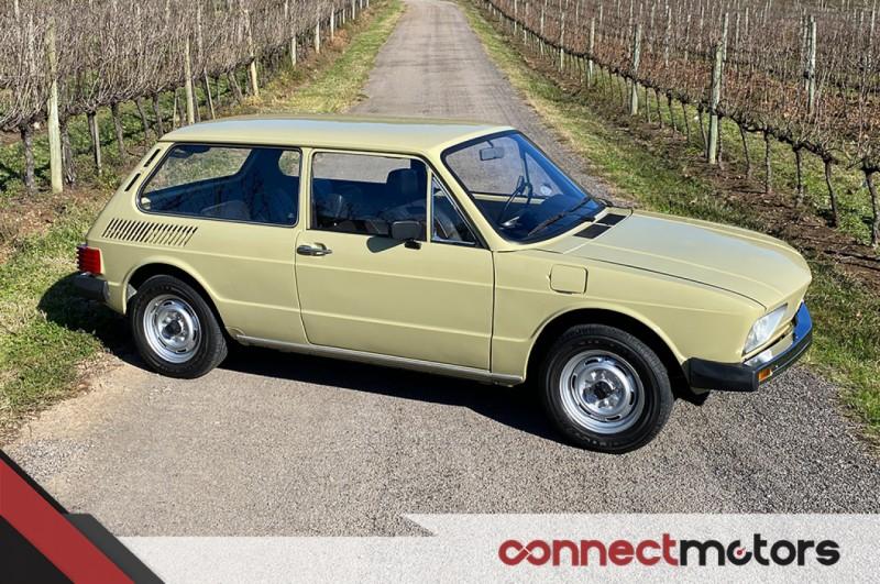 brasilia 1.6 8v gasolina 2p manual 1980 bento goncalves