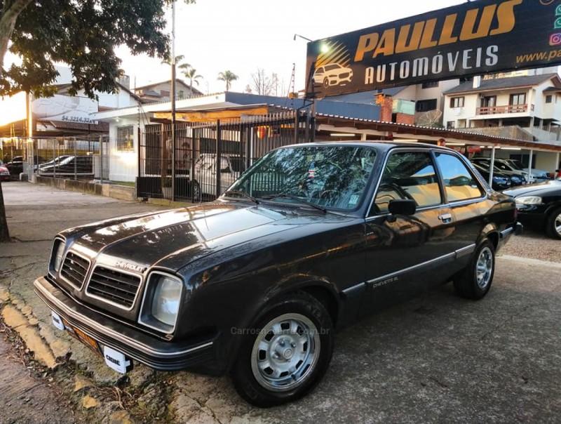 chevette 1.6 sl 8v gasolina 2p manual 1982 caxias do sul