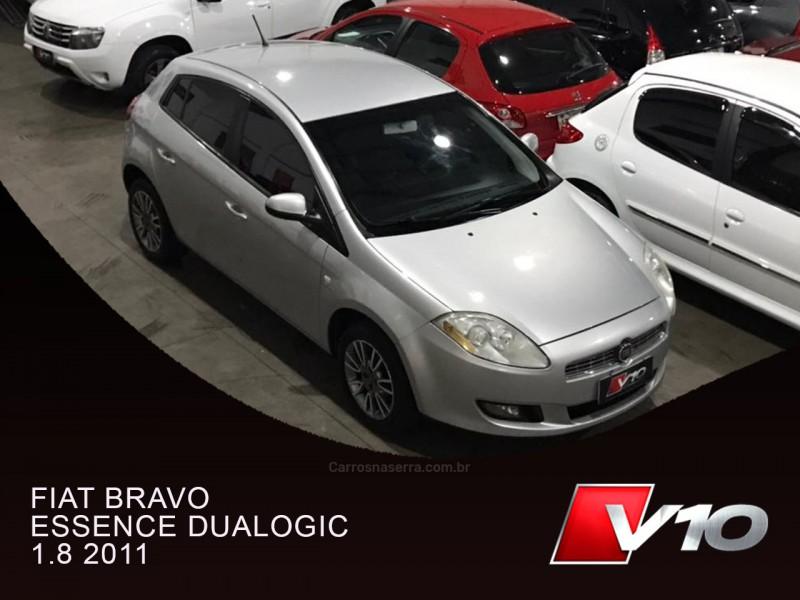bravo 1.8 essence 16v flex 4p automatizado 2011 caxias do sul