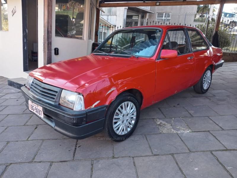 chevette 1.6 hatch 8v gasolina 2p manual 1984 farroupilha