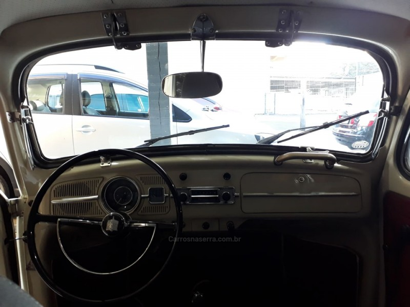FUSCA 1.5 8V GASOLINA 2P MANUAL - 1968 - CAXIAS DO SUL