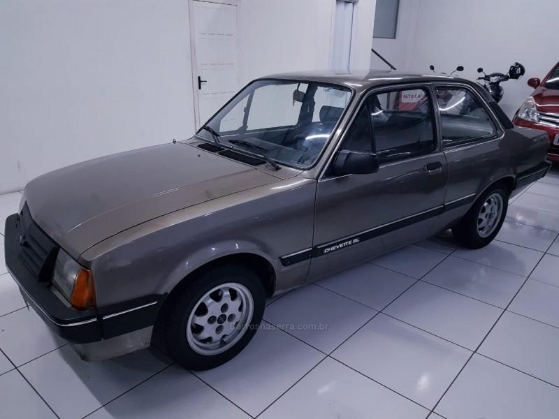 chevette 1.6 sl 8v gasolina 2p manual 1989 campo bom