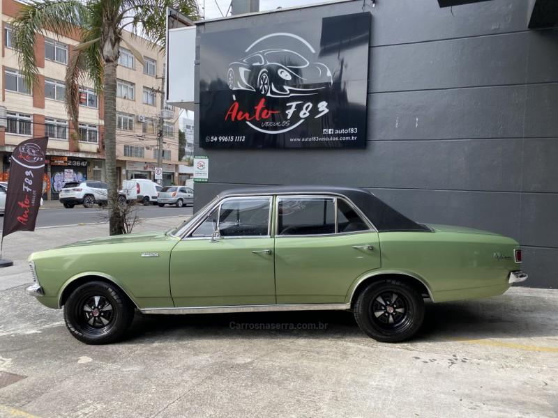 OPALA 2.5 DE LUXO 8V GASOLINA 4P MANUAL - 1970 - CAXIAS DO SUL