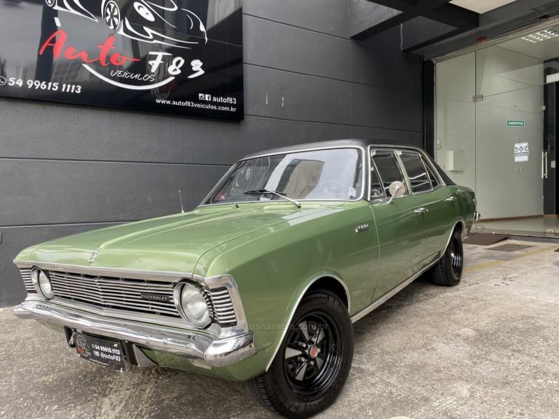 opala 2.5 de luxo 8v gasolina 4p manual 1970 caxias do sul