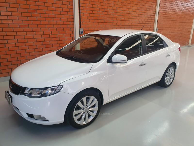 cerato 1.6 sx3 16v gasolina 4p automatico 2012 bento goncalves