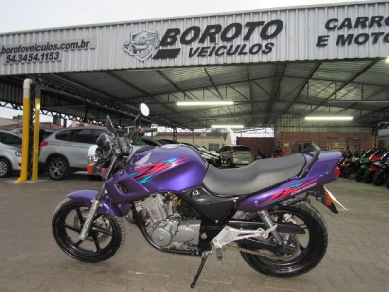 cb 500  1999 bento goncalves
