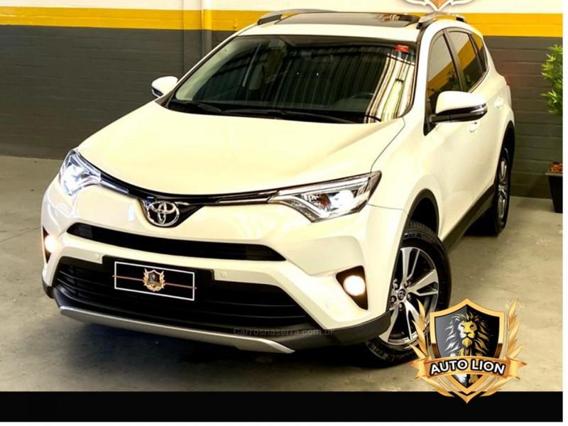 rav4 2.0 top 4x2 16v gasolina 4p automatico 2018 caxias do sul