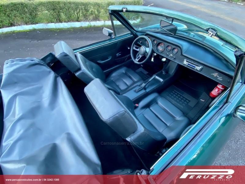 PUMA 1.6 GTE GASOLINA 2P MANUAL - 1974 - NOVA PRATA
