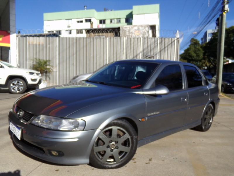 vectra 2.2 mpfi challenge 16v gasolina 4p manual 2001 caxias do sul