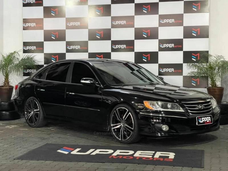azera 3.3 mpfi gls sedan v6 24v gasolina 4p automatico 2011 portao