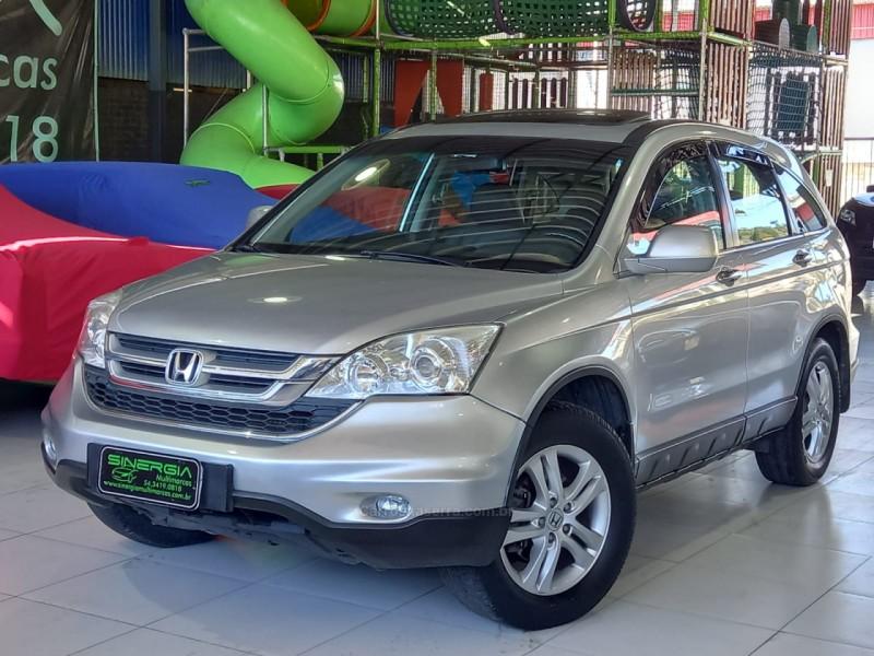 crv 2.0 exl 4x4 16v gasolina 4p automatico 2011 caxias do sul