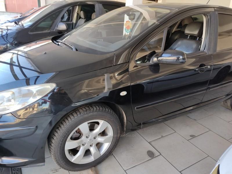 307 2.0 feline sedan 16v gasolina 4p automatico 2009 caxias do sul