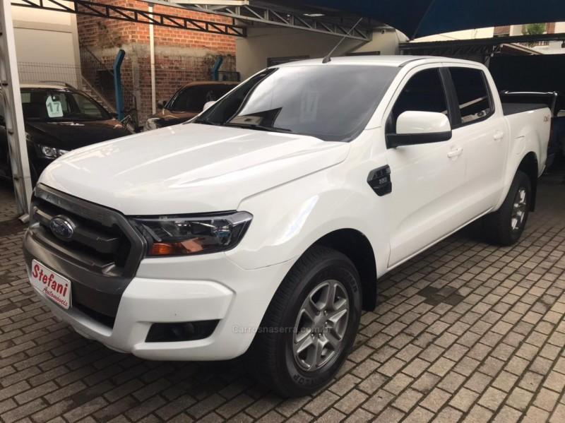 ranger 2.2 xls 4x4 cd 16v diesel 4p automatico 2017 feliz
