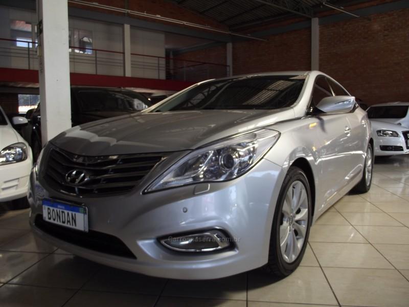 azera 3.0 mpfi gls v6 24v gasolina 4p automatico 2015 farroupilha