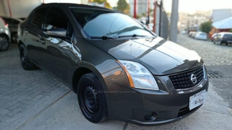 sentra 2.0 16v gasolina 4p manual 2009 caxias do sul