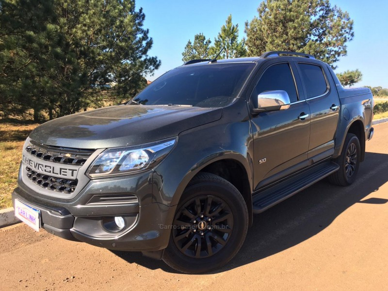 s10 2.8 high country 4x4 cd 16v turbo diesel 4p automatico 2020 vacaria