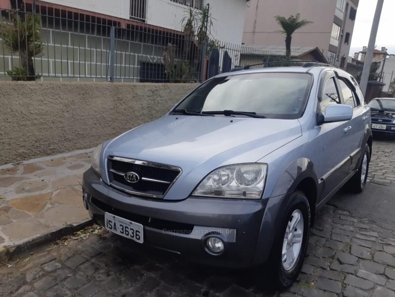 sorento 2.5 ex 4x4 16v diesel 4p manual 2006 caxias do sul