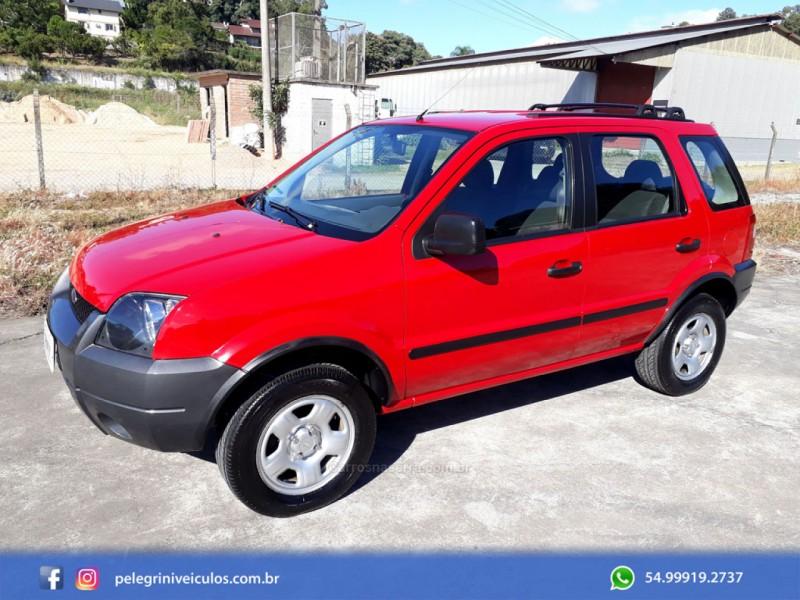 ecosport 1.6 xls 8v gasolina 4p manual 2005 bento goncalves
