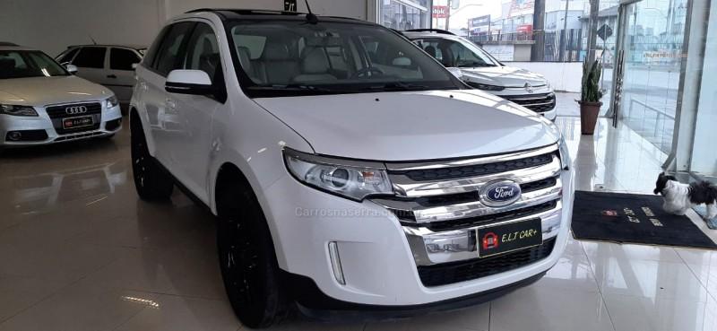 edge 3.5 limited awd v6 24v gasolina 4p automatico 2013 vacaria