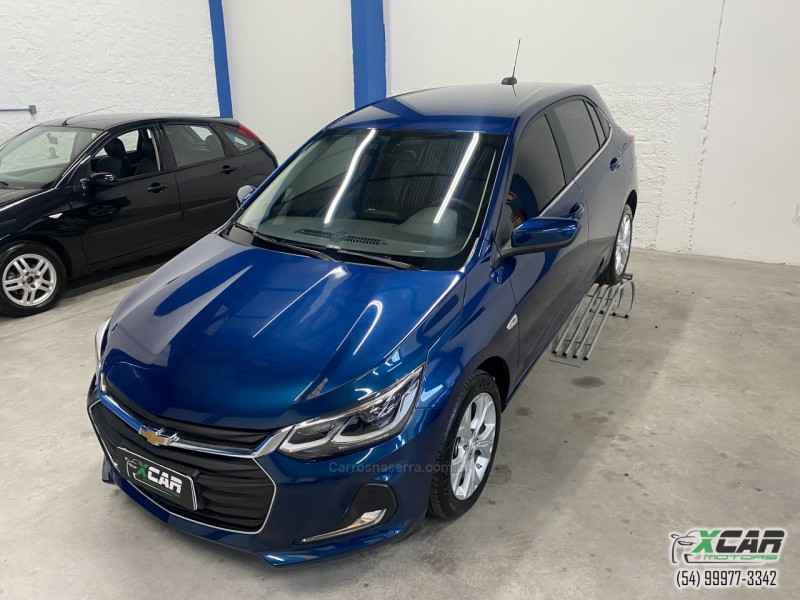 onix  1.0premier plus 12v turbo flex 4p automatico 2020 bento goncalves