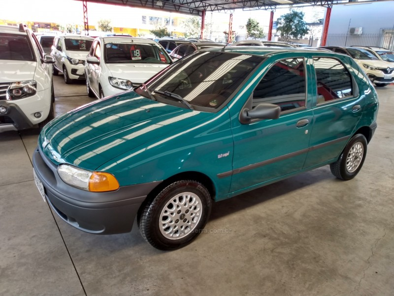palio 1.0 mpi edx 8v gasolina 4p manual 1996 caxias do sul