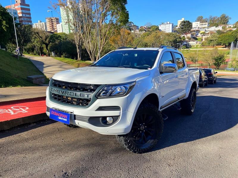s10 2.8 ltz 4x4 cd turbo diesel 4p automatico 2019 passo fundo