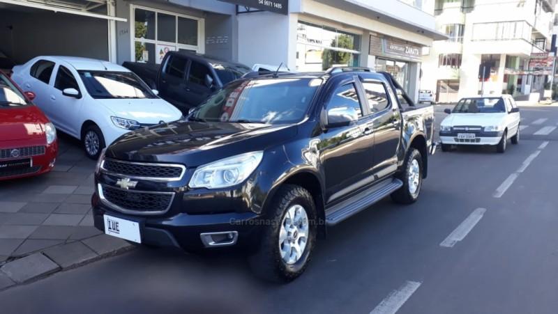 s10 2.8 ltz 4x4 cd turbo diesel 4p automatico 2013 guapore