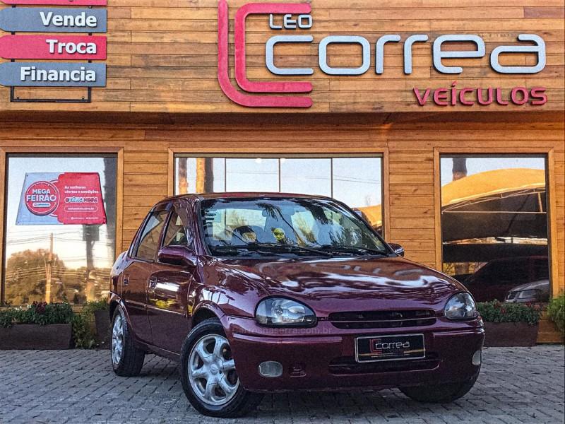 corsa 1.6 mpfi gls sedan 8v gasolina 4p manual 1996 canela