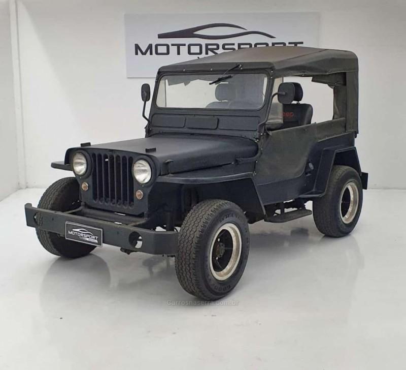 jeep  1952 bento goncalves