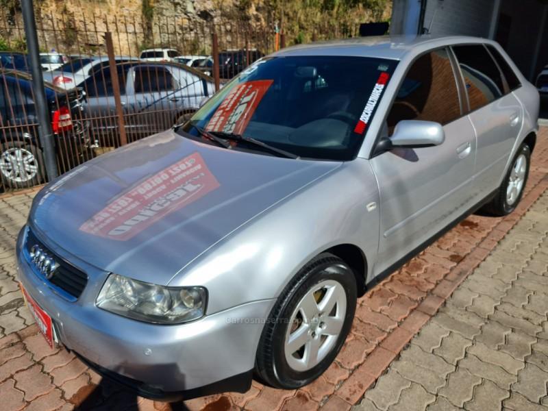 a3 1.8 20v 150cv turbo gasolina 4p automatico 2005 caxias do sul
