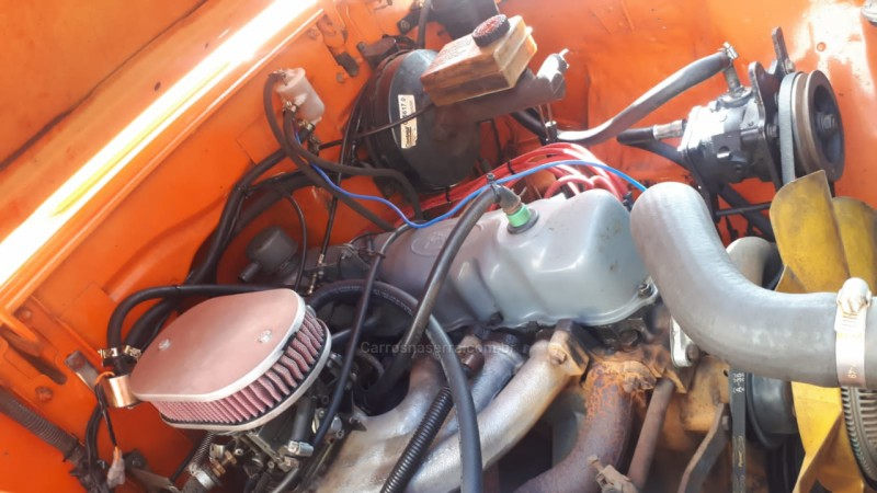 RURAL 3.0 4X4 6 CILINDROS 12V GASOLINA 2P MANUAL - 1974 - CAXIAS DO SUL
