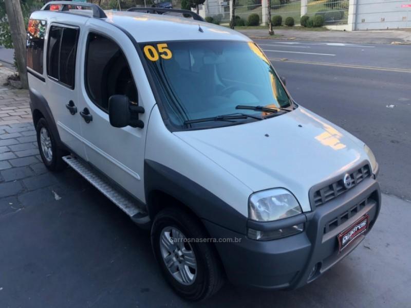 doblo 1.8 mpi adventure 8v gasolina 4p manual 2005 caxias do sul