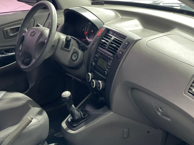 TUCSON 2.0 GL 2WD 16V GASOLINA 4P MANUAL - 2010 - NOVO HAMBURGO