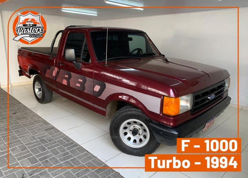 f 1000 3.9 super serie 4x2 cs 8v turbo diesel 2p manual 1994 vacaria