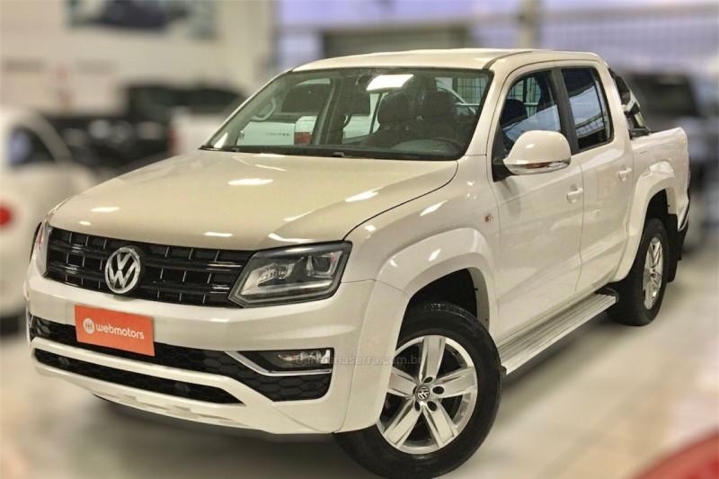 amarok 2.0 highline 4x4 cd 16v turbo intercooler diesel 4p automatico 2018 caxias do sul