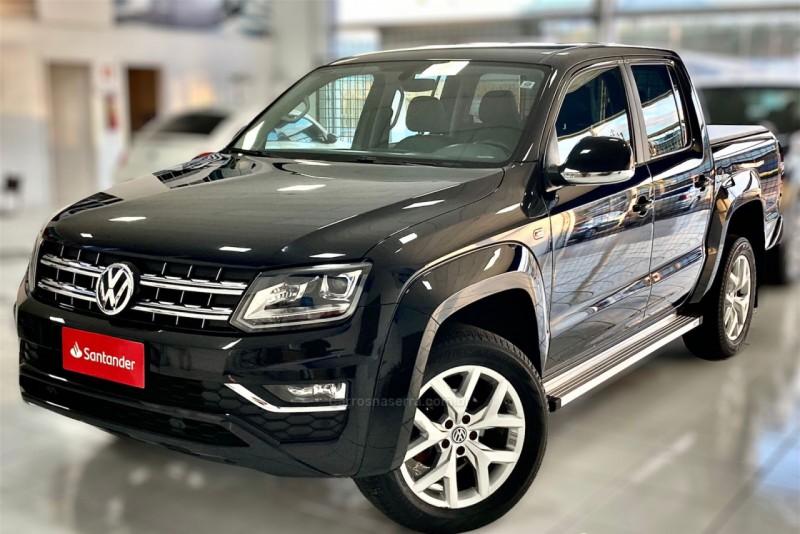 amarok 2.0 highline 4x4 cd 16v turbo intercooler diesel 4p automatico 2019 caxias do sul